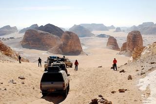 Viaggiare da soli in Egitto: sicurezza per il turista fai da te