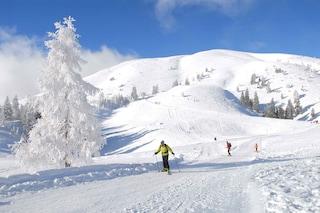Epifania sulla neve: il ponte lungo in montagna