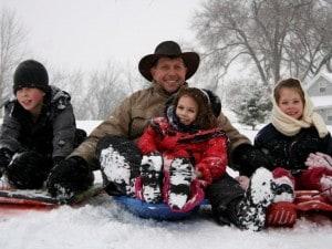 Capodanno famiglia