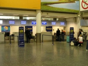 Check in on line ryanair