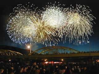 Vacanza di fine anno: divertimento e festeggiamenti ovunque