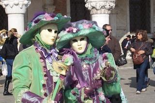Data d'inizio del Carnevale di Venezia