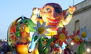 Carnevale di Maiori 2013: carri allegorici e festeggiamenti della Costiera amalfitana