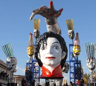 Carnevale di Viareggio 2011: Rioni in festa per un mese intero