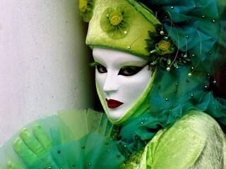 Carnevale 2011: inizio della festa a Venezia