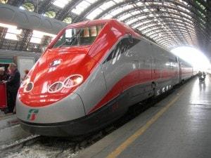 le ferrovie dello stato festeggiano il 17 marzo