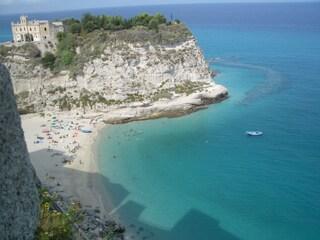 Spiagge a Tropea