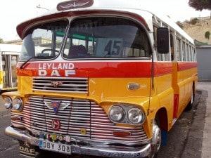 bus a malta