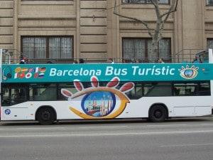 autobus turistici a barcellona