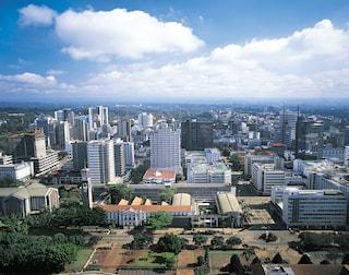 Nairobi, capitale del Kenya: informazioni e consigli turistici