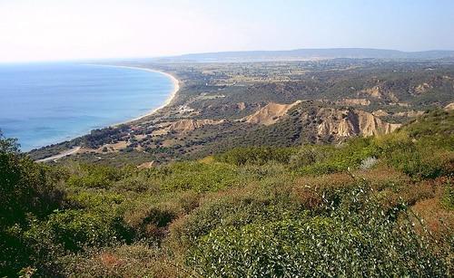 Baia di Gallipoli (foto di Simon Hooks)