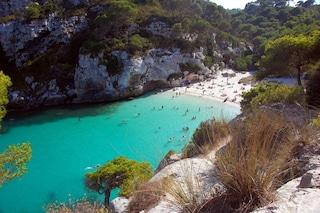Minorca: le spiagge nella piccola isola delle Baleari