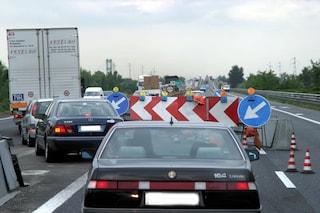 Un mare di traffico: ecco le autostrade più trafficate d'Italia