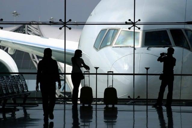 Vacanza in aeroporto