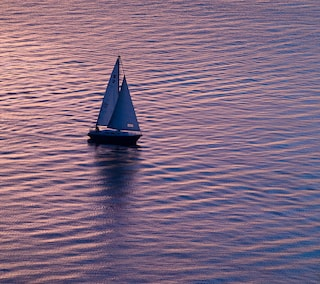 Sognando una vacanza in barca a vela