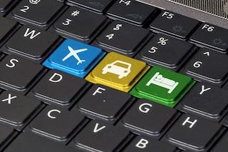 Gli italiani preferiscono le vacanze online alle agenzie di viaggio