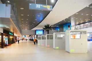 Sleepbox: quando l'aeroporto diventa un gigantesco albergo [VIDEO]