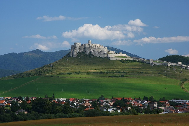 castelli spis