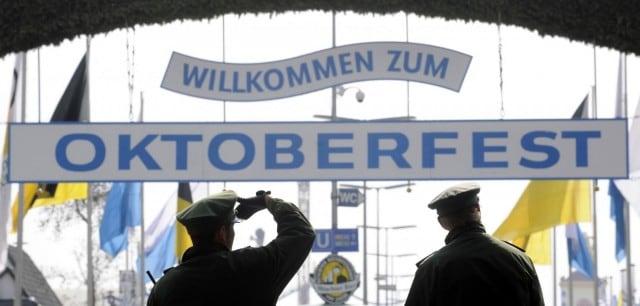 Benvenuti all'Oktoberfest!