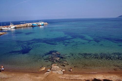 san marco castellabate spiaggia