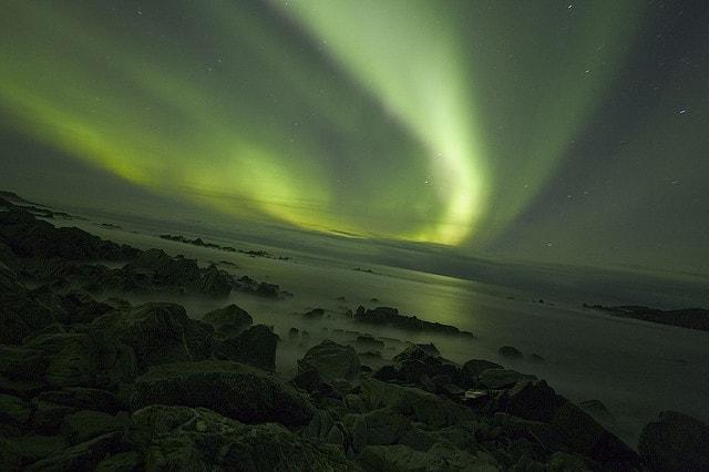 aurora antartide