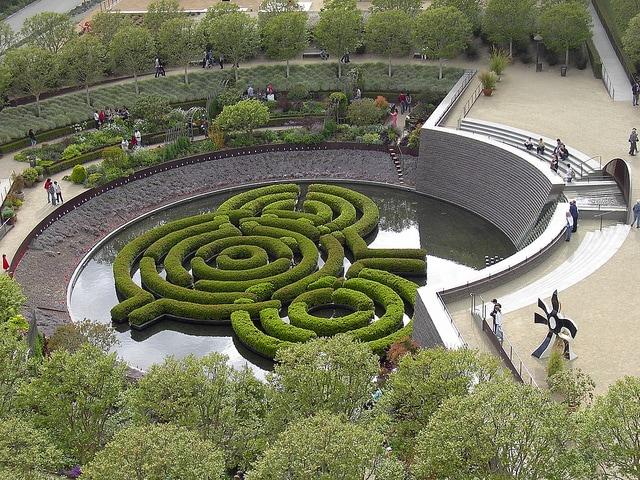 labirinti acquatico