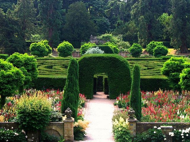 labirinti chatsworthe