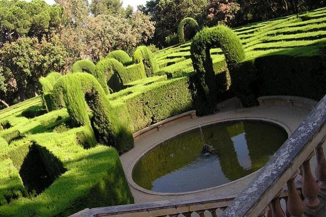 labirinti horta barcellona
