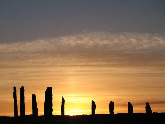 megaliti cerchio di brodgar