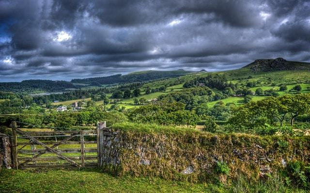 parchi nazionali dartmoor