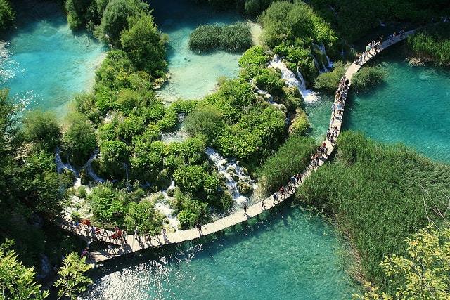 parchi nazionali plitvice laghi