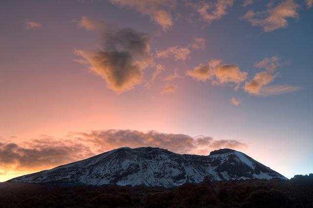 seven summits kilimanjaro