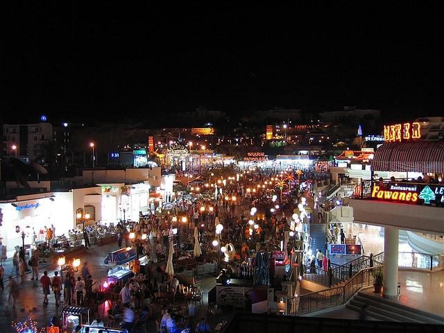 Vita notturna a Sharm el Sheikh