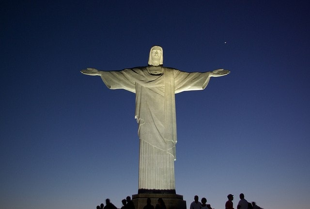statue corcovado