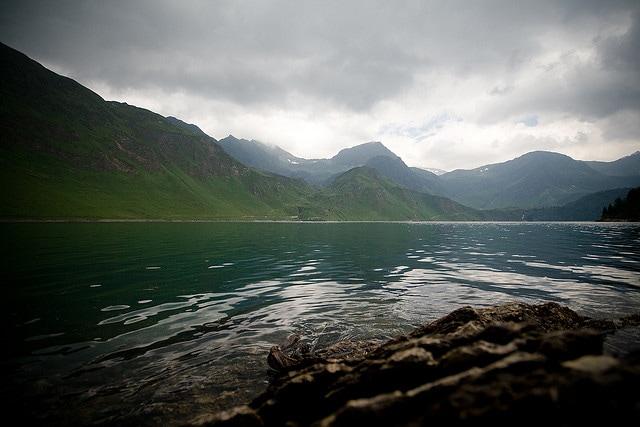ticino lago ritom