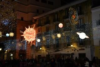 """""""Luci d'Artista"""", Salerno si illumina per il Natale 2012"""
