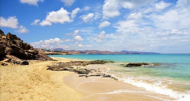 canarie fuerteventura playa de corralejo