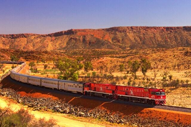 treni ghan