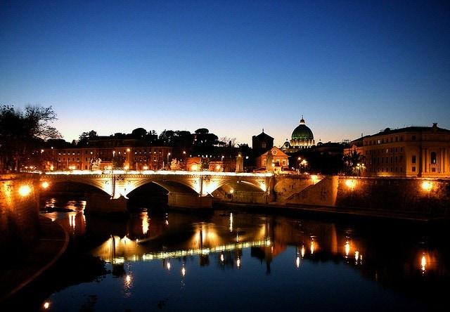 capodanno roma trastevere