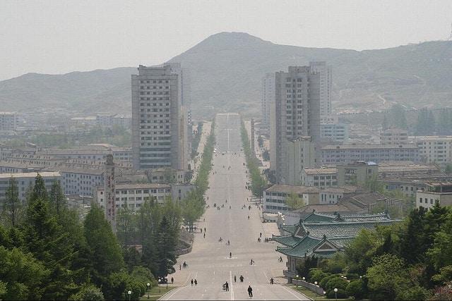 corea del nord kaesong