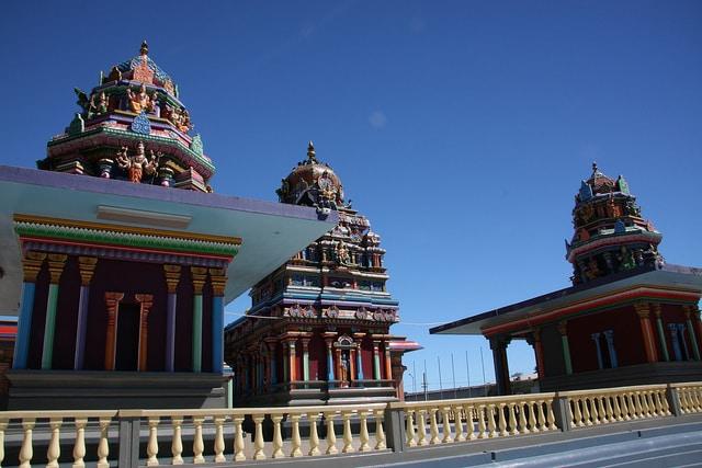 fiji nadi tempio