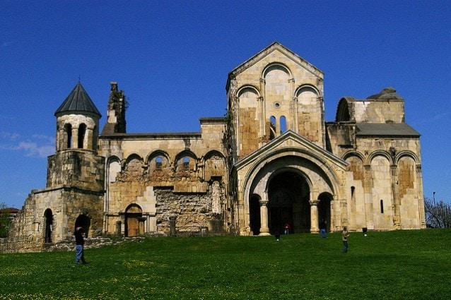 georgia cattedrale bagrati