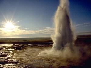 geyser nel mondo