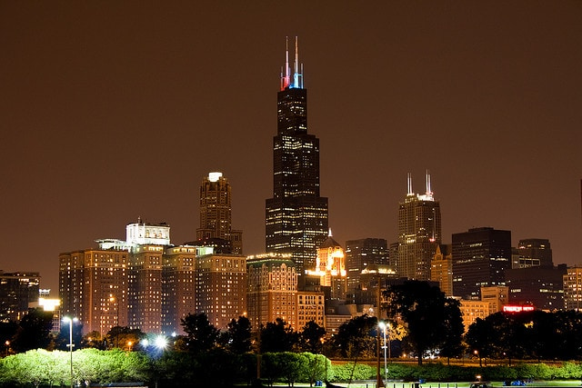 grattacieli willis tower