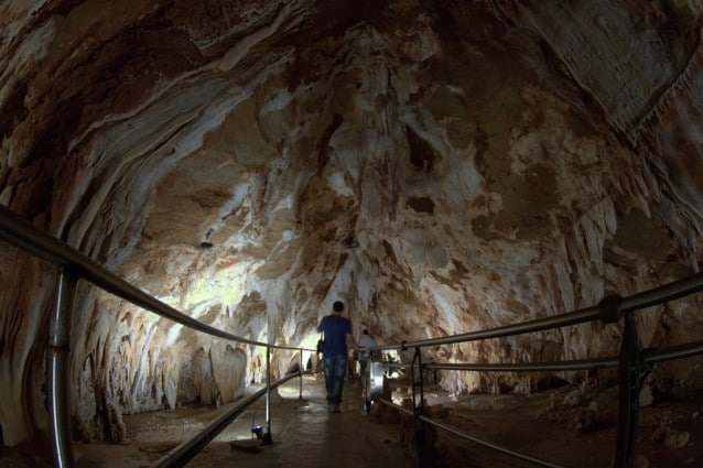 grotte più belle di italia