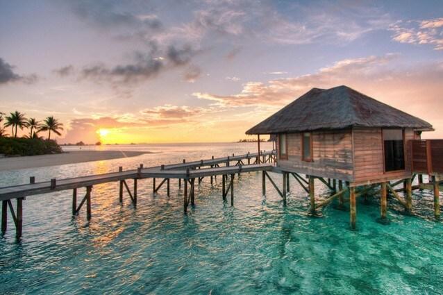 hotel sottomarini maldive