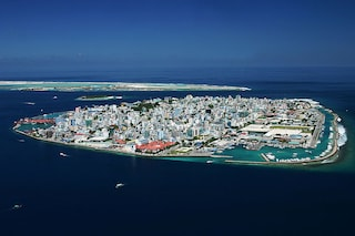 Malé, l'isola capitale punto di partenza per una vacanza alle Maldive