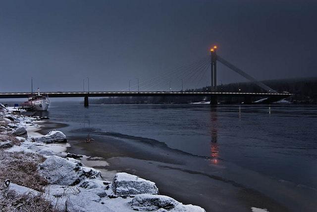 rovaniemi ponte