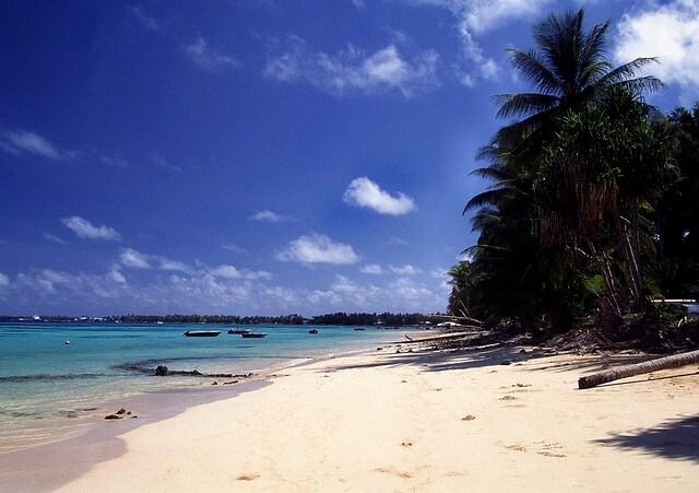 tuvalu spiagge