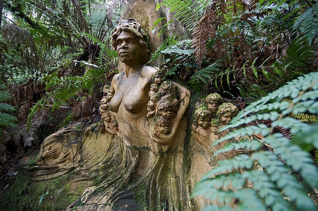 william ricketts sanctuary 02